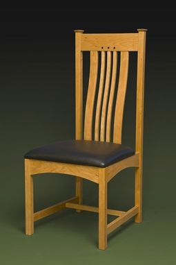 Custom Made Lumbar Side Chair