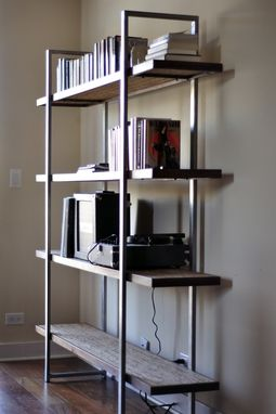 Custom Made Chute Shelves