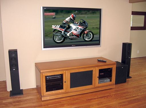 Custom Made Theater-Tech Tt-400 Credenza