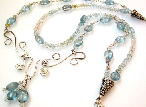 Custom Made Seaspray Necklace
