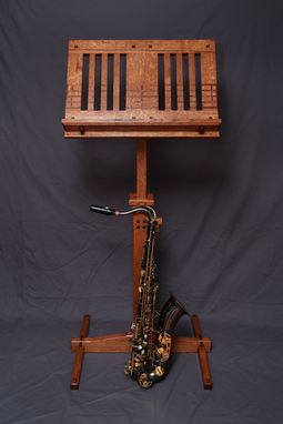 Custom Made Mission/Craftsman Music Stand