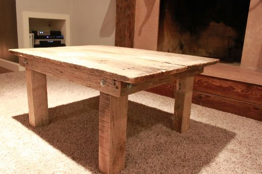 Custom Made Pallet Table