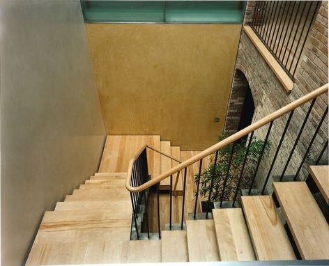Custom Made Straight And U-Shaped Staircases