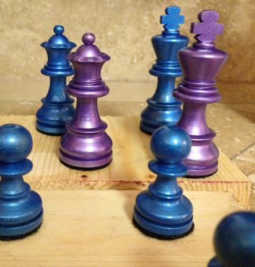 Custom Made League Of Leagends Chess