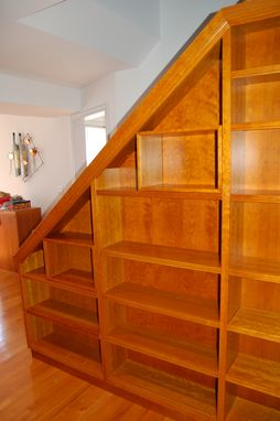 Custom Made Cherry Bookcase