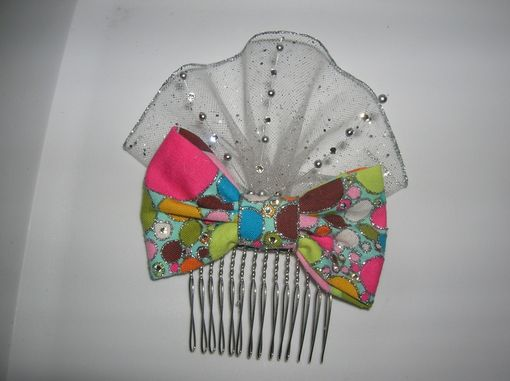 Custom Made Hair Combs