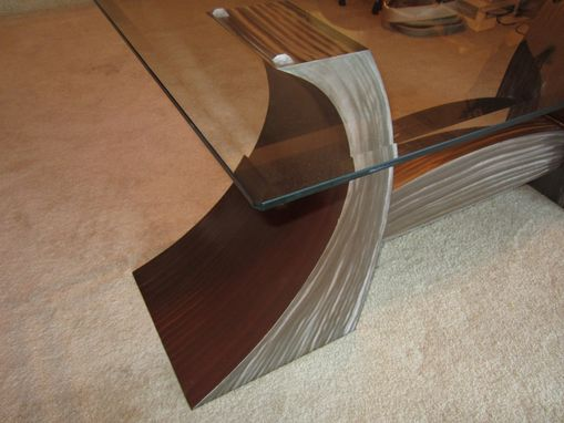 Custom Made Jazz Series / Metal Sculpture / Coffee Table