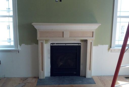 Custom Made Custom Mantle