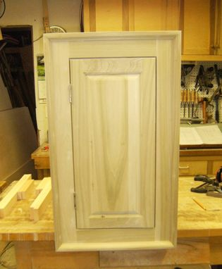 Custom Made Built-In Colonial Cupboard