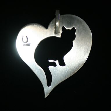 Custom Made Animal-Shaped Pendant