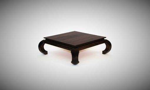 Custom Made Ming By Belak Coffee Table - Free Shipping
