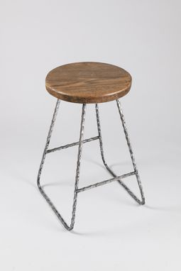 Custom Made Mackenzie Bar Stool
