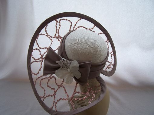 Custom Made Derby Or Wedding Hat