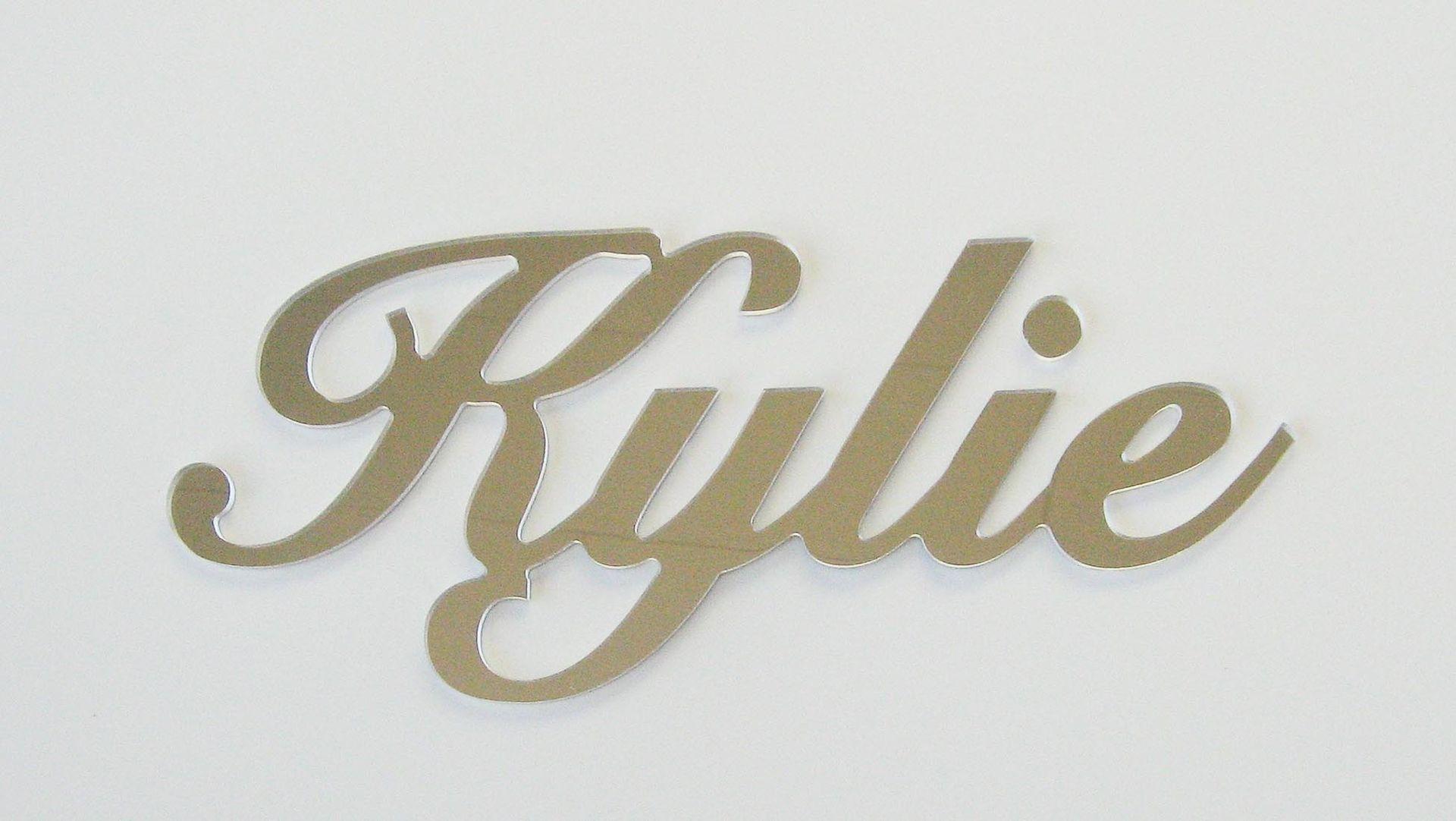 Handmade custom mirror words by vanilla design ltd custommade custom made custom mirror words amipublicfo Images