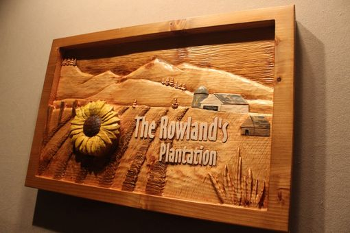Custom Made Custom Wood Signs | Carved Wooden Signs | Cabin Signs | Cottage Signs | Farm Signs