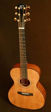 Custom Made Sapele Grand Concert