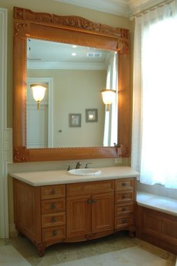 Custom Made Bespoke Vanity