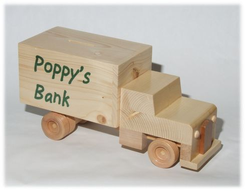Custom Made Toy Savings Banks