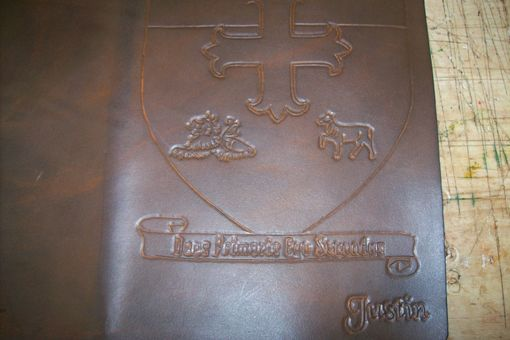 Custom Made Leather Journals