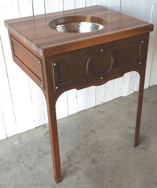 Custom Made In-Stock Bathroom Vanity