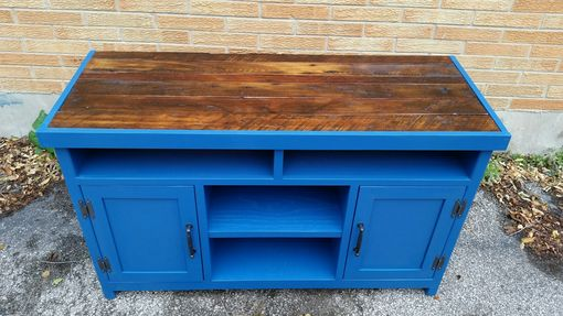 Custom Made Barnwood, Entertainment Center,  Media Console, Tv Stand, Tv Console, Buffet Table, Media Stand