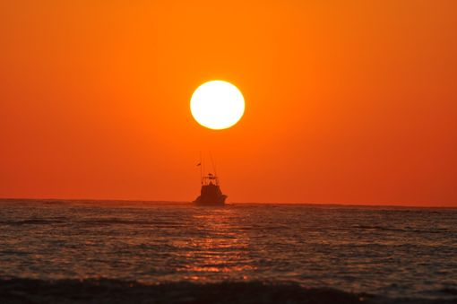 Custom Made Fine Art Photograph Of Cabo San Lucas Sunset