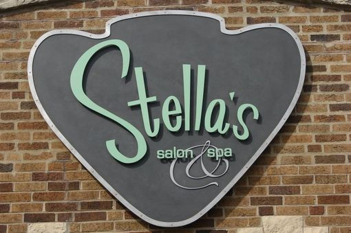 Custom Made Stella's Sign