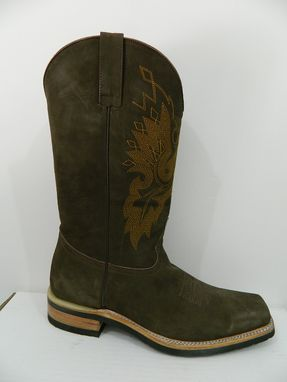 Custom Made Roper Boots Available In Any Leahter Color