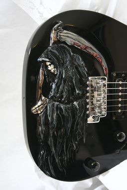 Custom Made Ibanez Rg Modification 'Murderfest'