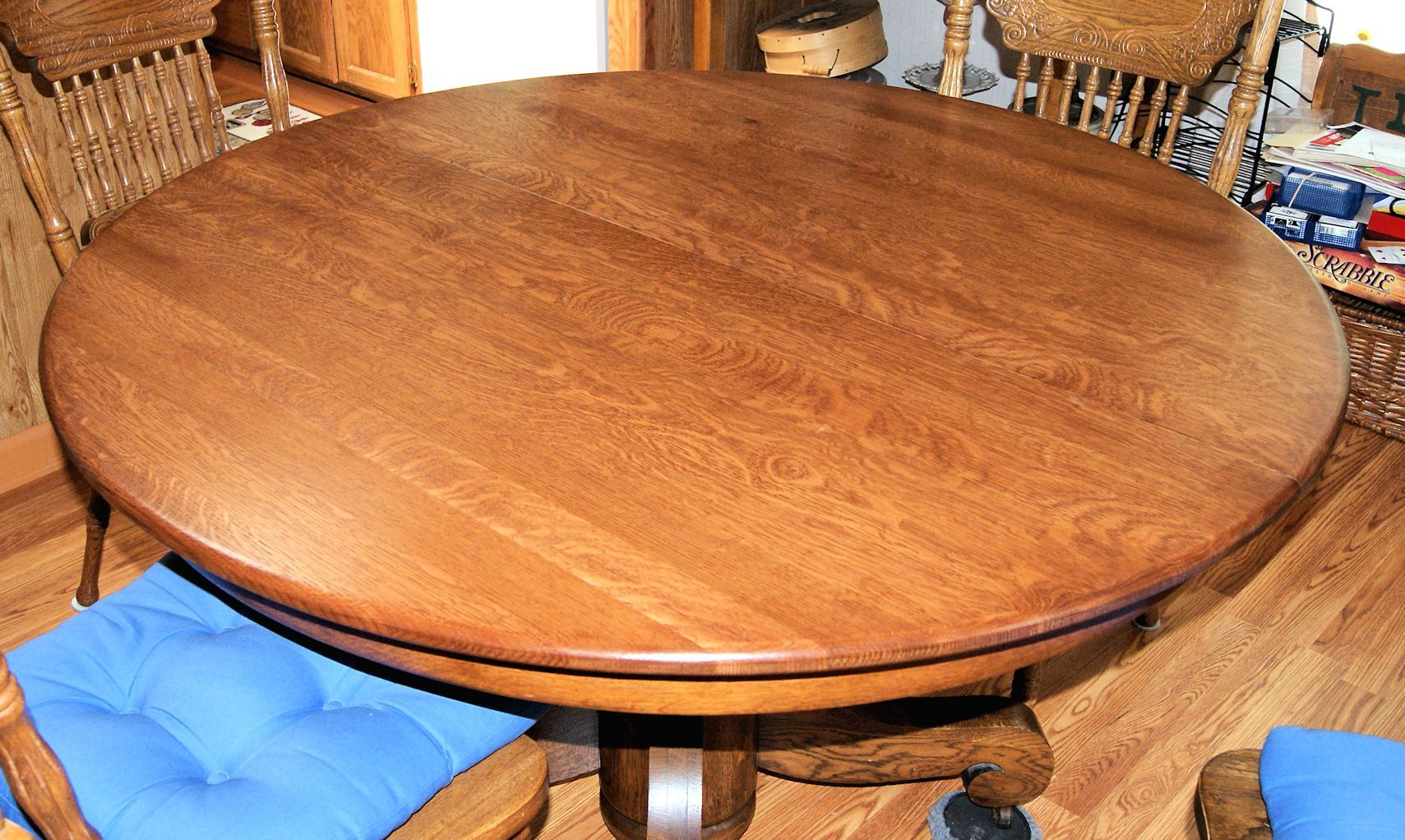 Table Top Quarter Sawn White Oak