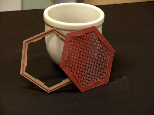 Custom Made Prototyping- Coaster