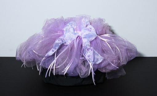 Custom Made Pastel Pink And Purple Tutu