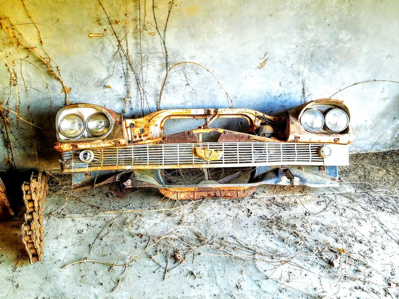 Buy a Hand Crafted Upcycled Buick Grill Automobile Car Parts ...