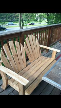Custom Made Patio Furniture