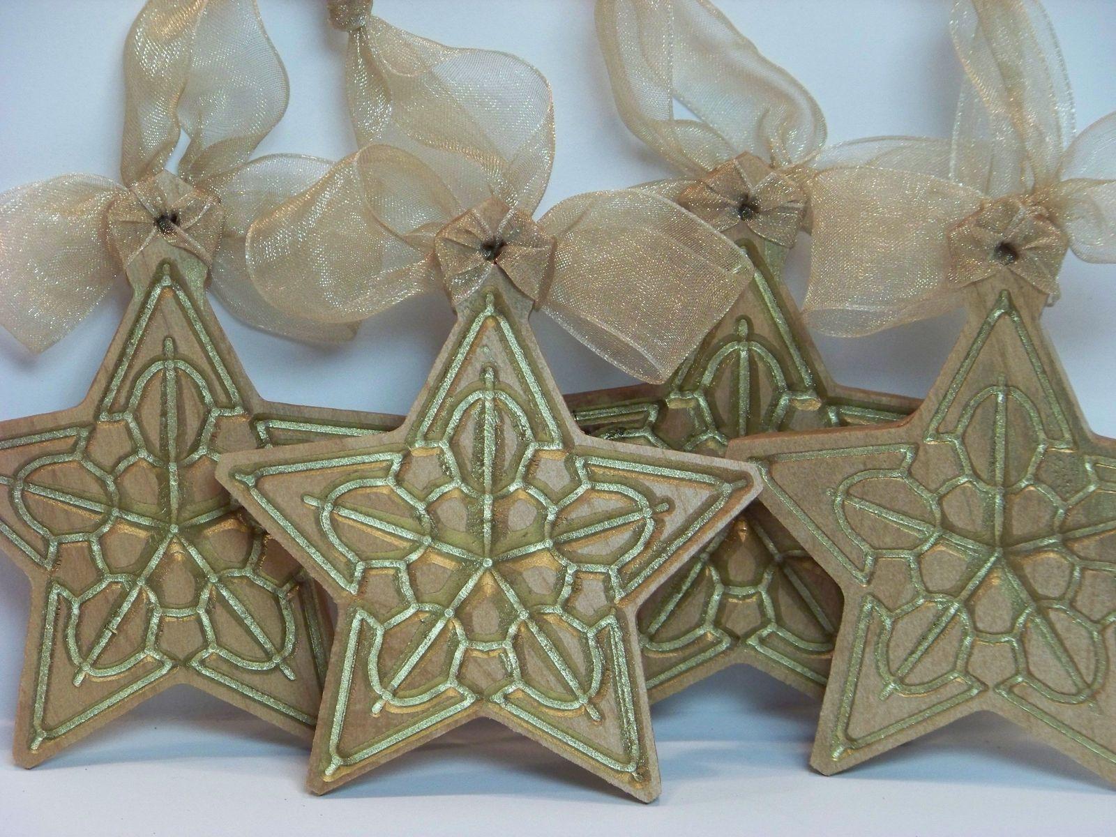 Custom Wooden Christmas Ornaments by Palmer Union Design ...