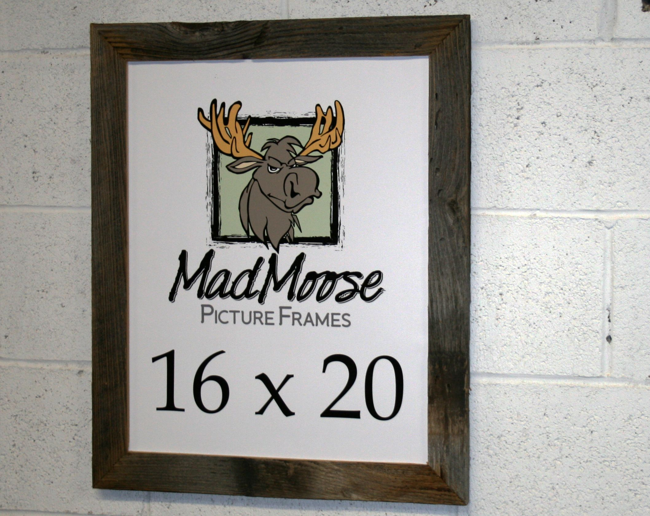 Handmade Barn Wood [Thin X 2\