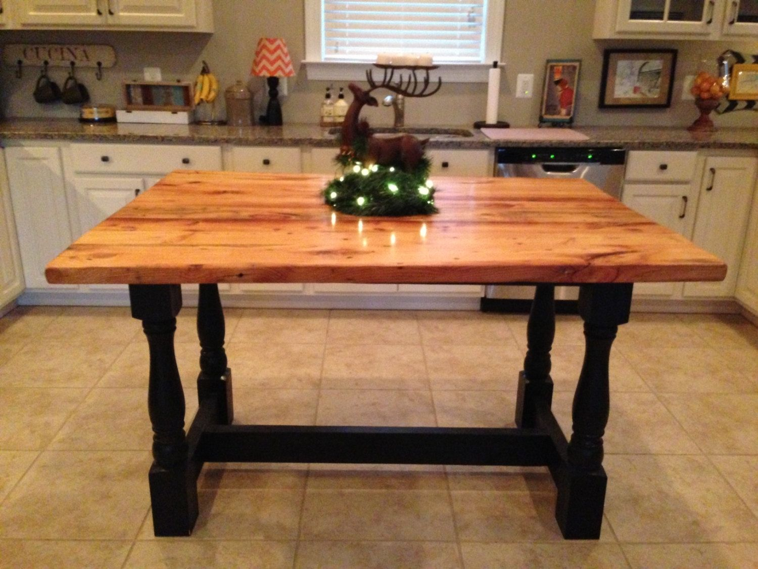 Kitchen Island Base buy a hand crafted harvest style kitchen island made from