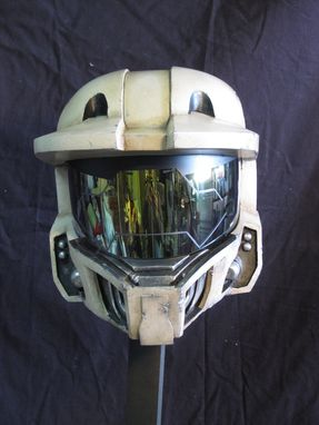 Custom Made Cosplay Halo Helmet