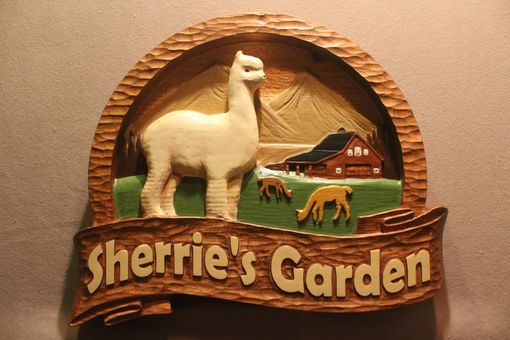 Custom Made Custom Wood Signs | Carved Wooden Signs | Mountain Signs | Home Signs | Cabin Signs