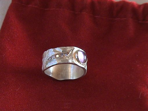 Custom Made Sterling Ring