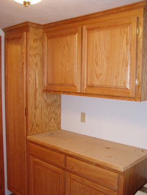 Custom Made Wall Cabinets And Vanities
