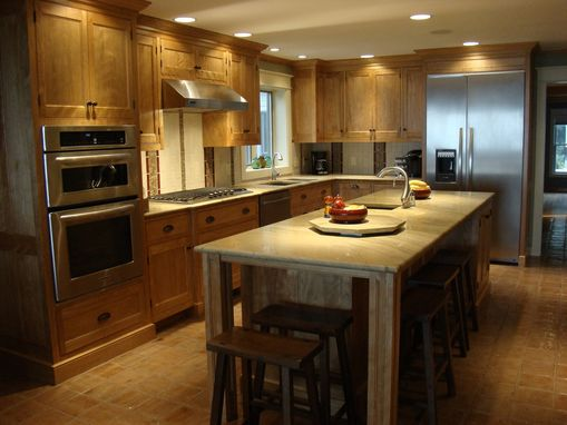 Custom Made Species Kitchens