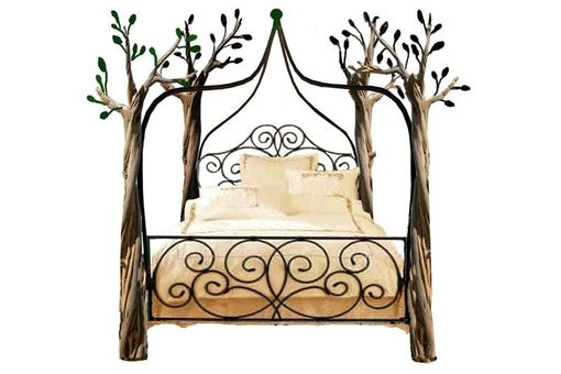 Custom Made Treebed, Queen Size