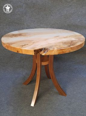 Custom Made Slab Round Tables