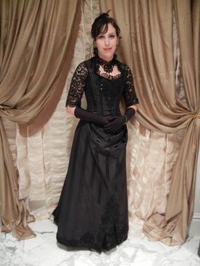 Custom Made Opulent Era/Gay 90'S Victorian Dresses 1890-1898
