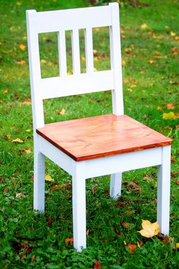 Custom Made Farmhouse Chair