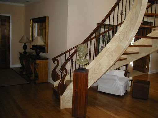 Custom Made Custom Circular Staircase