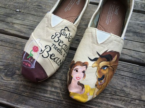 Custom Made Beauty And The Beast Toms