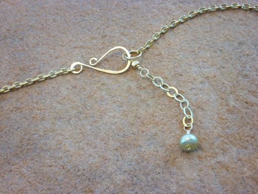 Custom Made Multi-Stone And Chain Necklace