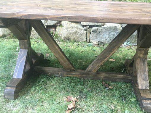Custom Made Custom Made Dining Tables Benches Rustic Farmhouse